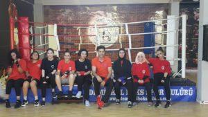boks kız takımımız